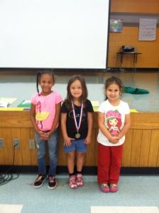 Out Kindergarten Summer Readers!