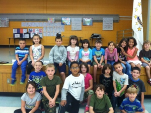 Our Grade 2 Summer Readers!