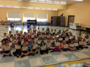 Our Summer Readers!
